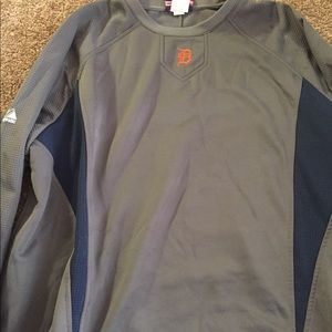 Detroit Tigers Majestic fleece xxl